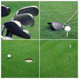 Golf club Stock Photography