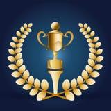 Golf club design Stock Images