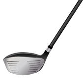 Golf Club Driver Illustration Royalty Free Stock Images