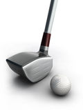 Golf club leisure game concept Royalty Free Stock Photography