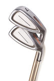 Golf clubs Royalty Free Stock Photos