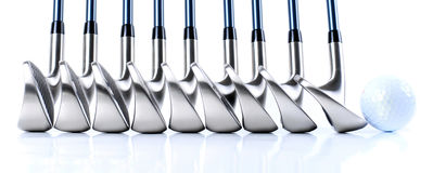Free Golf Clubs Stock Photo - 9045810