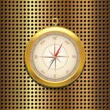 Golf Compass Illustration Stock Image