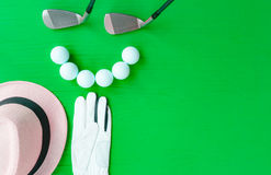 Golf concept Stock Photo