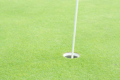 Golf cours Royalty Free Stock Photos