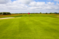 Golf course Stock Images