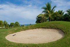 Free Golf Course Royalty Free Stock Photo - 6375495