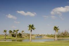 Golf course Stock Photos