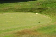 Golf course on the Costa Blanca Royalty Free Stock Photos