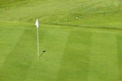 Golf course in France Stock Photos