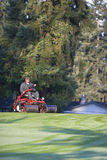 Golf Course Groundskeeper Stock Photos