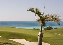 Golf Course In Bermuda Stock Photo