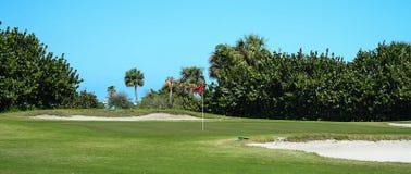 Golf Course Series  Stock Photos