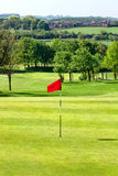 Golf course,uk Stock Image