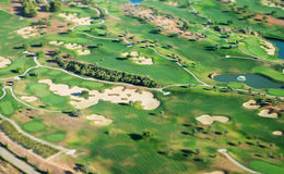 Golf course. Stock Image