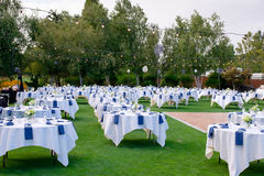 Golf Course Wedding Venue Stock Photos
