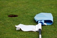 Golf court Stock Image