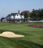 golf cursus Stock Fotografie