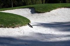 golf cursus Stock Afbeelding