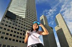 Golf d'entreprise 6 Photo libre de droits