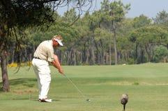 Golf - Darren CLARKE, NIR Lizenzfreie Stockfotografie