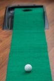 Golf, das Kameraden setzt stockbilder