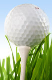 Golf day Stock Photography
