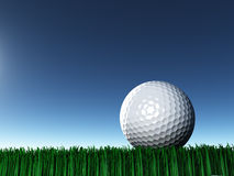 Golf Day Stock Image