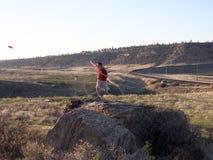 Golf de frisbee - FOLF Image libre de droits