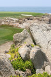 Golf de la costa Foto de archivo libre de regalías