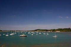 Golf de Morbihan foto de archivo libre de regalías
