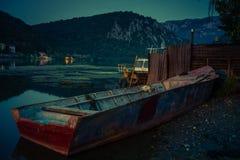 Golf de Mraconia, Rumania Fotos de archivo libres de regalías