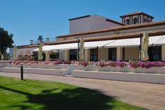 Golf de restaurant Photos stock