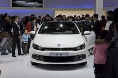 Golf de Volkswagen Photos libres de droits