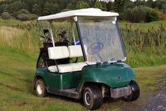 golf del carrello Fotografia Stock Libera da Diritti