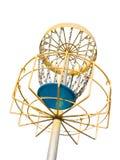 Golf del Frisbee - FOLF Fotografia Stock