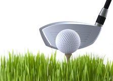 golf del randello di sfera royalty illustrazione gratis