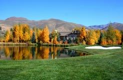Golf del ricorso Fotografie Stock