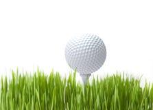 golf della sfera Fotografia Stock
