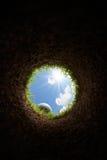 golf della sfera Immagini Stock