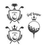 Golf design Royalty Free Stock Image