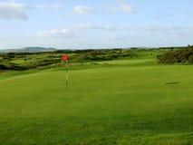 Golf di collegamenti Fotografia Stock Libera da Diritti