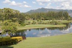 Golf di collegamenti Fotografie Stock