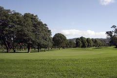 golf di corso Fotografia Stock Libera da Diritti