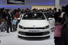 Golf di Volkswagen Fotografie Stock Libere da Diritti