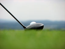 Golf - doit voir ! Photo stock