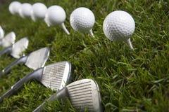 Golf drive Royalty Free Stock Photo