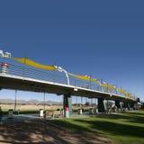 Golf driving range in Scottsdale, AZ Royalty Free Stock Photography