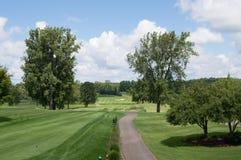 Golf du Michigan Photos stock