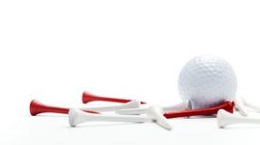 Golf equipment Stock Photo